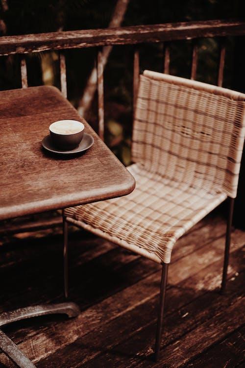 Gratis arkivbilde med bord, drikke, kafé, kaffe