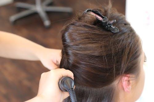 Foto profissional grátis de corte de cabelo