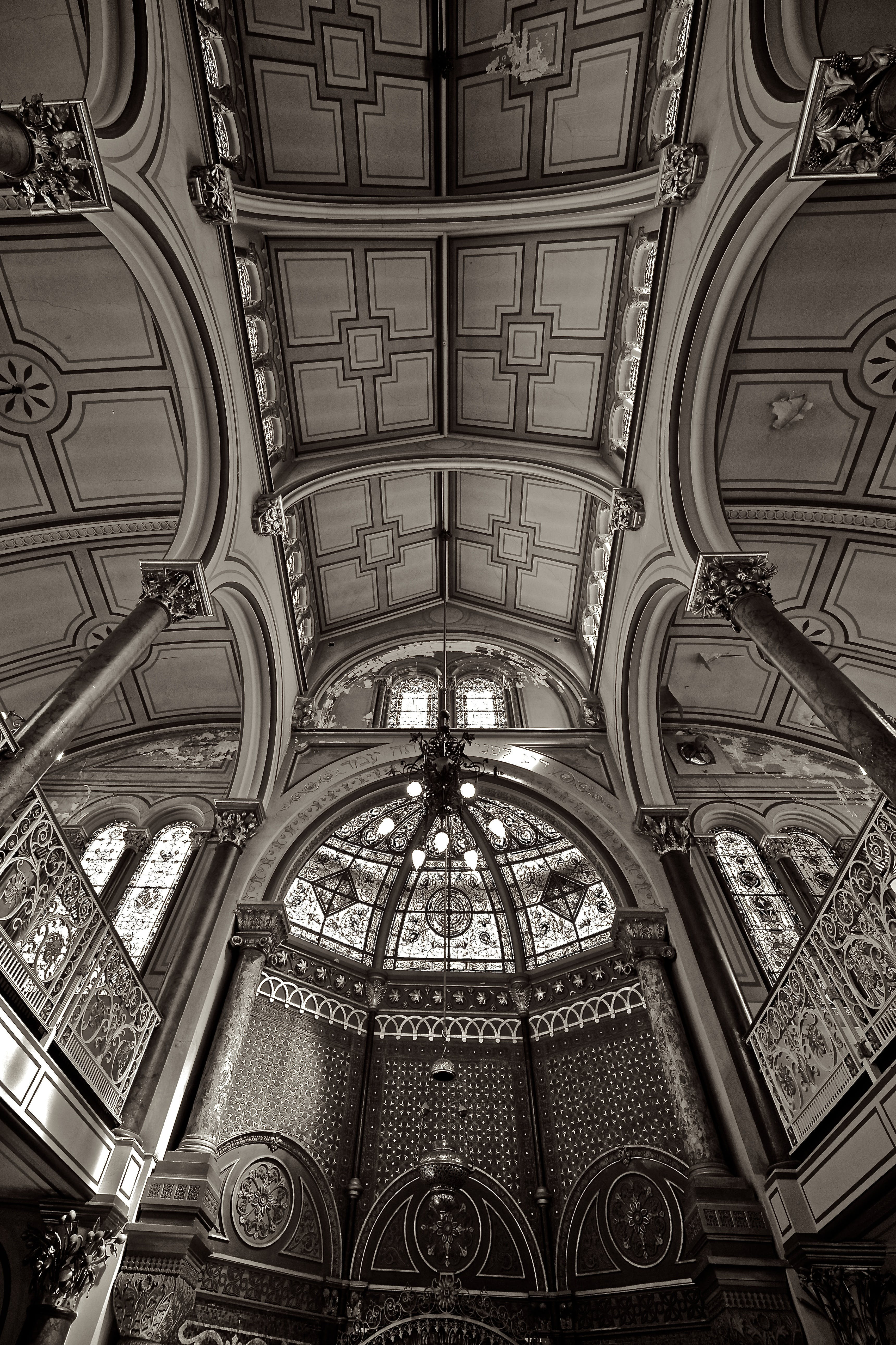Architectural Photography of Cathedral Indoor