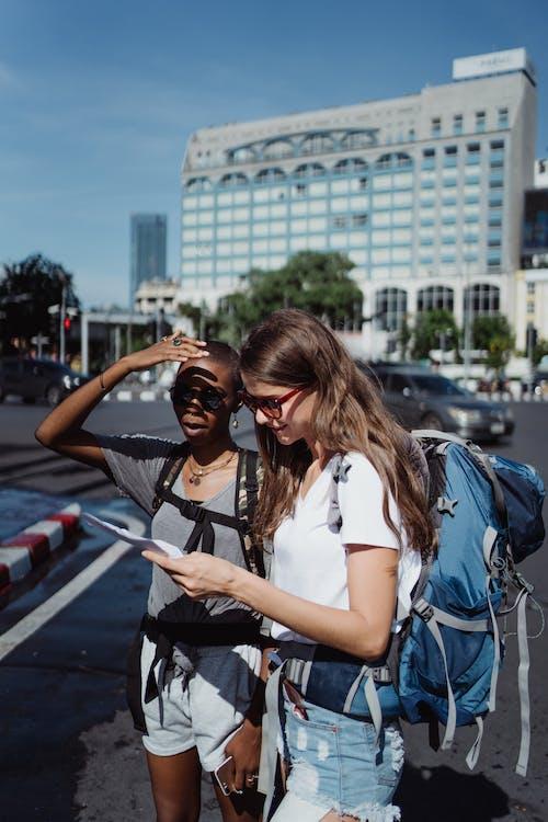 Foto profissional grátis de afro-americano, amigos, amizade