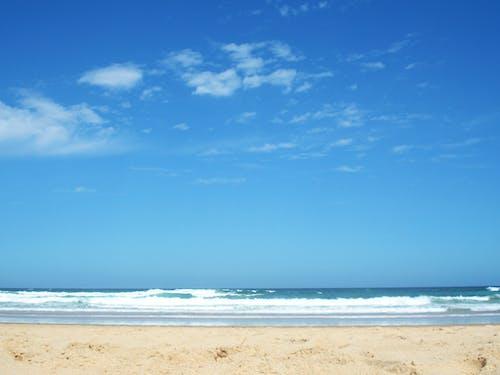 Gratis stockfoto met golven, hemel, strand