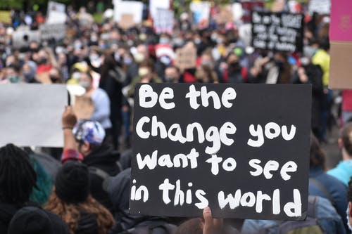Fotos de stock gratuitas de activismo, acto electoral, banderola