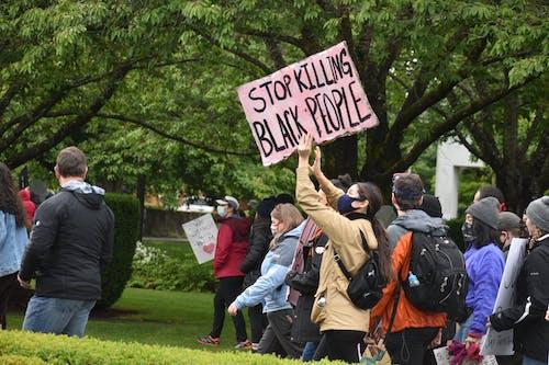 Fotos de stock gratuitas de las vidas negras importan