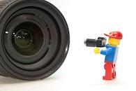 photographer, photography, lens