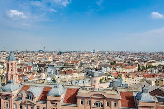 Free stock photo of city, sky, buildings, urban