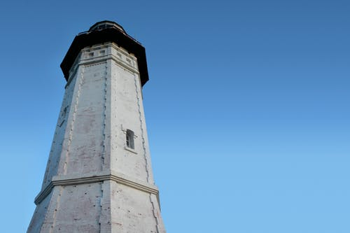 Free stock photo of blue sky, lighthouse, tower
