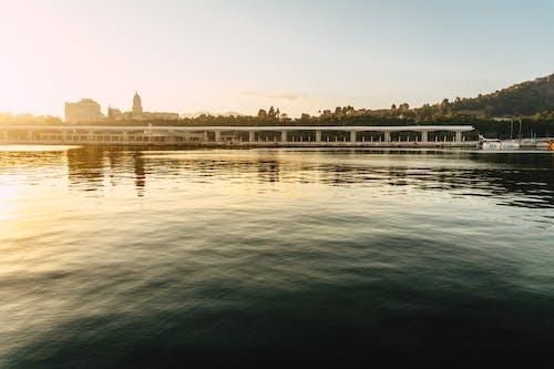 Gratis lagerfoto af anløbsbro, arkitektur, badebro, bro
