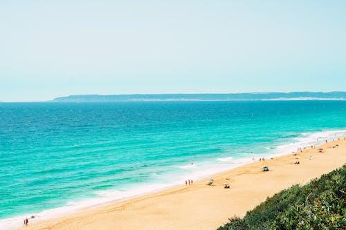 Foto d'estoc gratuïta de aigua, estiu, idíl·lic, mar