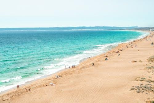 Foto d'estoc gratuïta de aigua, estiu, exòtic, fer surf