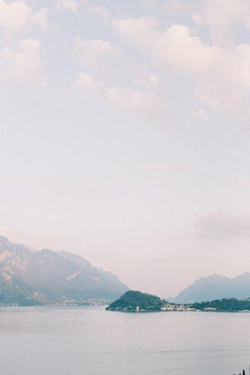 Photos gratuites de aube, bord de mer, brouillard, brume