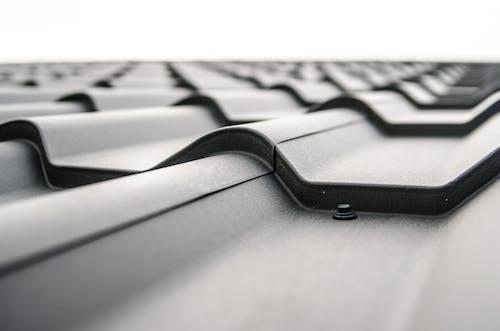 Kostnadsfri bild av arkitektur, bricka, korrugerad, mönster