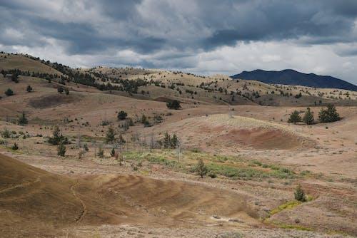 Gratis lagerfoto af bakke, dal, høj ørken, landskab