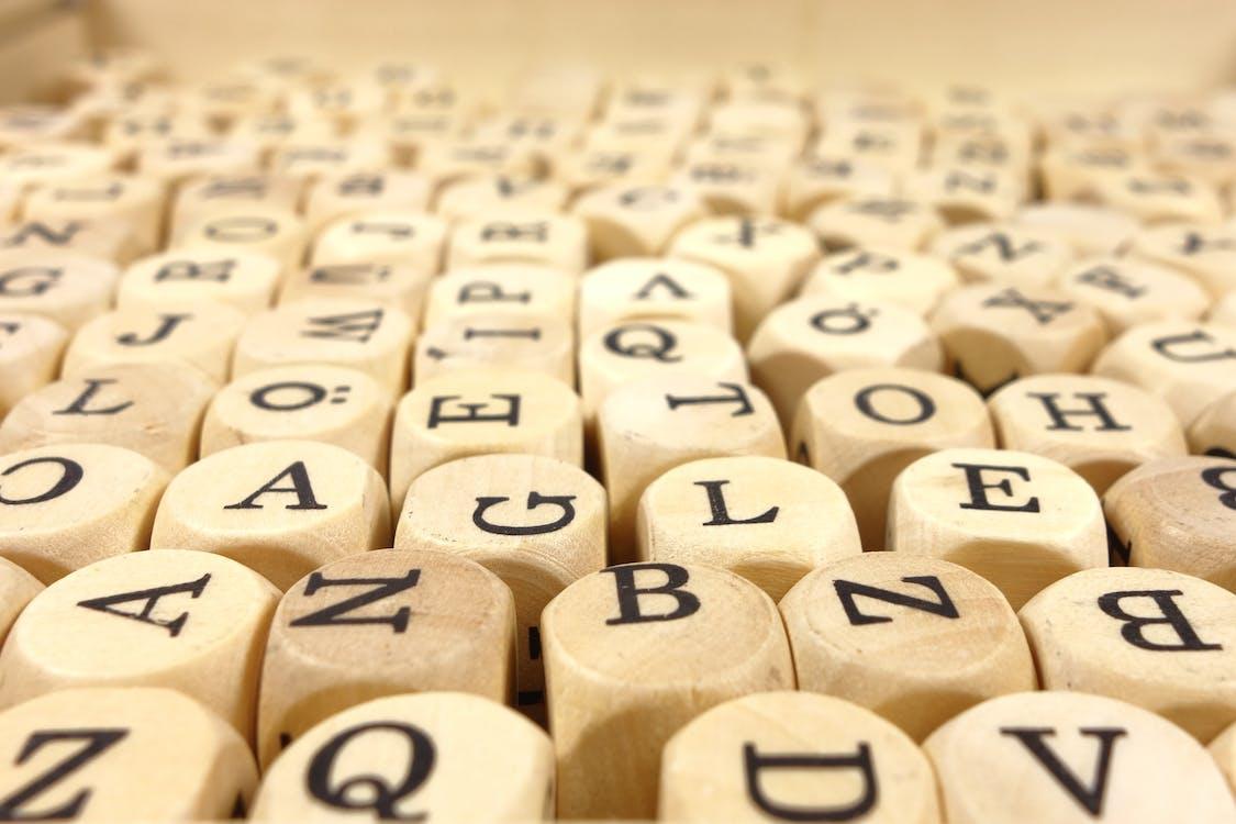 ABC, abeceda, anglický