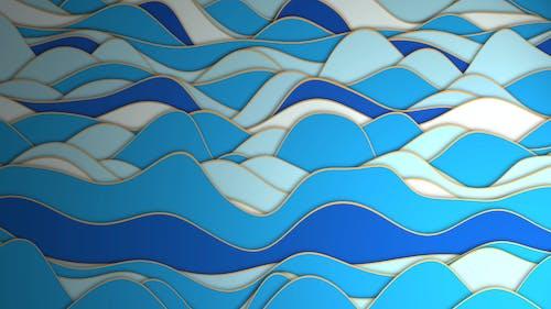 Free stock photo of art, beach, color, light