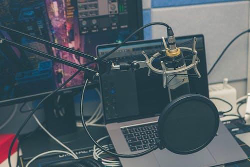 Gratis stockfoto met geluidsopname, microfoon, mike, mk4