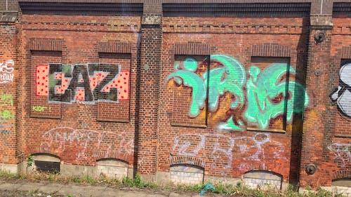 Free stock photo of grafitti