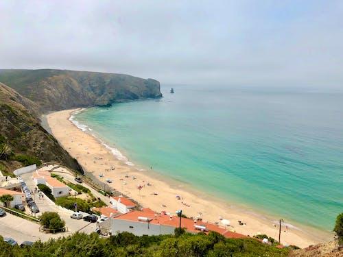 açık hava, ada, deniz, deniz kıyısı içeren Ücretsiz stok fotoğraf