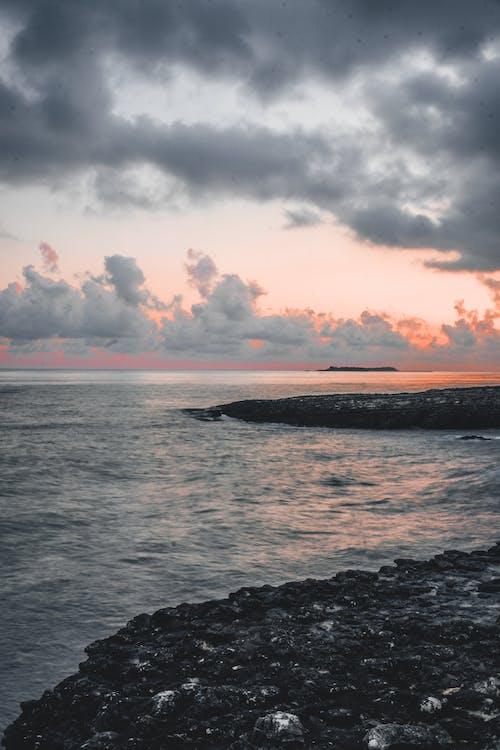 Darmowe zdjęcie z galerii z chmura, chropowaty, cichy, harmonia