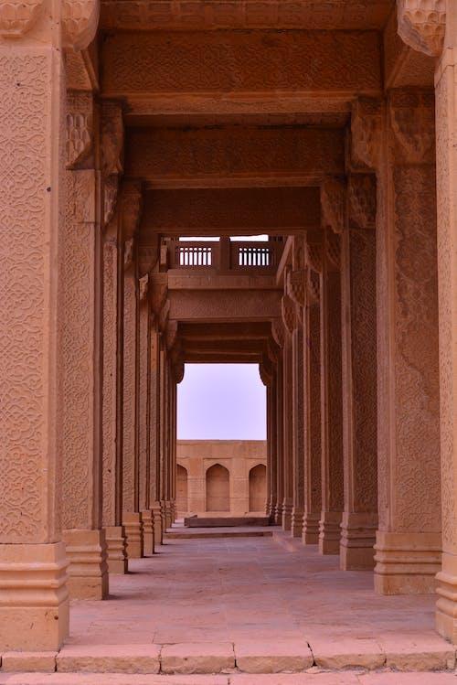 Pillars of the Makli Necropolis