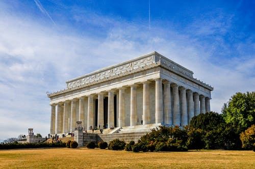 Ảnh lưu trữ miễn phí về Abraham Lincoln, chủ tịch, Đài kỷ niệm, Đầy màu sắc
