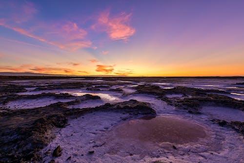 Δωρεάν στοκ φωτογραφιών με ακτή, Ανατολή ηλίου, δύση του ηλίου, ηλιοβασίλεμα