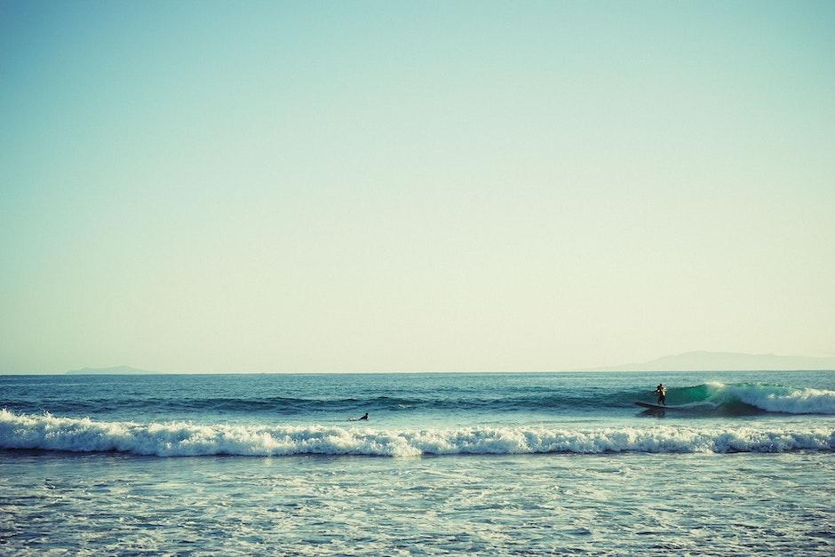 beach, sea, surfers