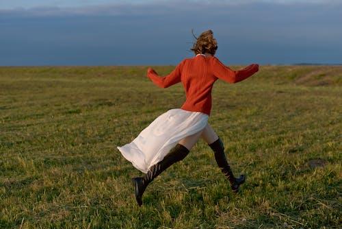 Foto stok gratis berlari, bidang, gelanggang