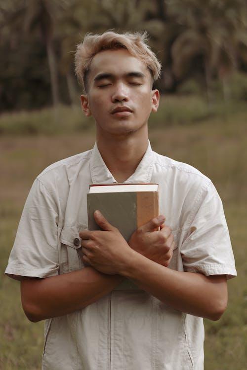 고요한, 공부하다, 공원, 교과서의 무료 스톡 사진