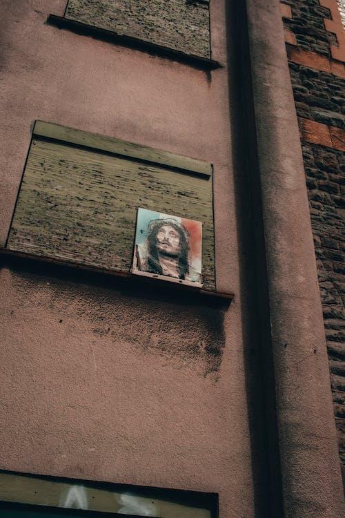 Free stock photo of art, bristol, Christ