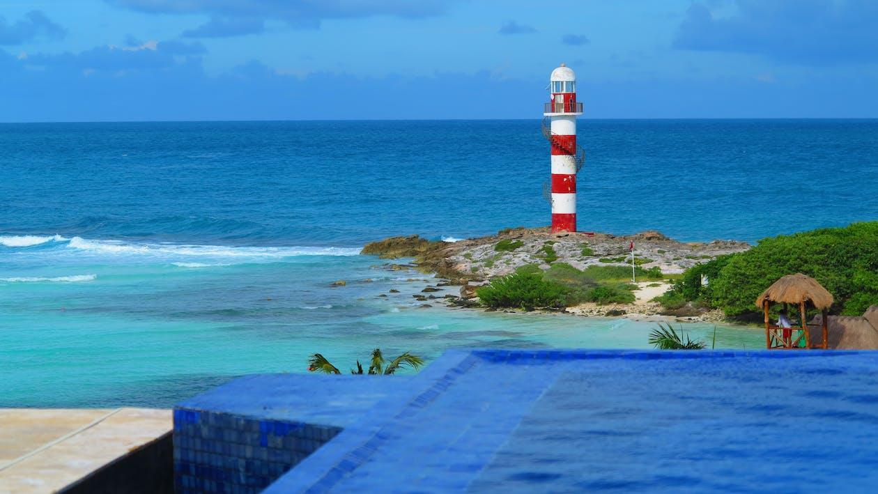 Free Stock Photo Of Cancun Clouds Desktop Wallpaper