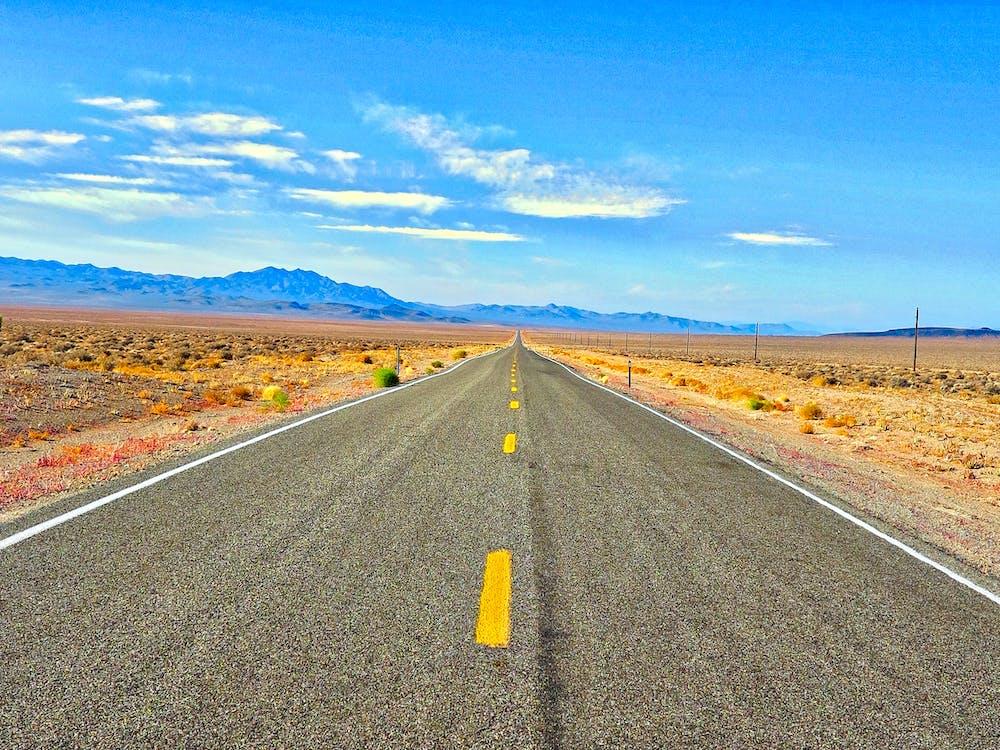 HD шпалери, Арізона, асфальт