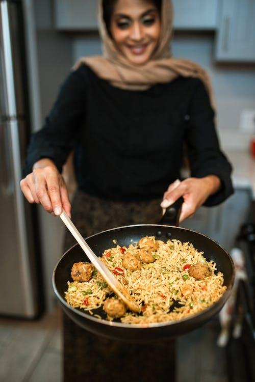 Δωρεάν στοκ φωτογραφιών με paella, pilaf, ανατολική κουζίνα