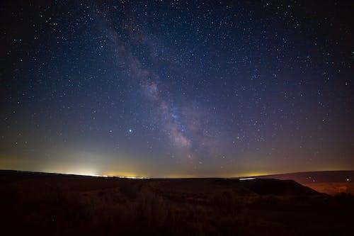 Безкоштовне стокове фото на тему «зірки, Нічне небо, Чумацький Шлях»
