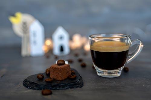 Darmowe zdjęcie z galerii z cappuccino, ciemny, cukier, czekolada
