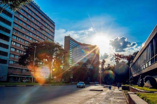 Безкоштовне стокове фото на тему «julius nyerere, гарний захід сонця, готель мономотапа»