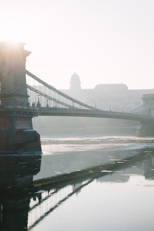 Fotos de stock gratuitas de agua, al aire libre, amanecer, arquitectura