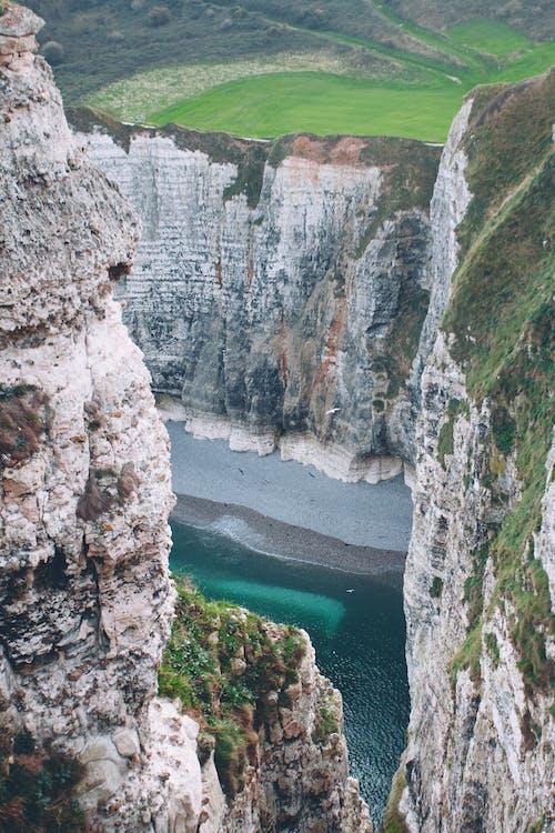 不均勻的, 國家, 土耳其藍, 垂直 的 免費圖庫相片