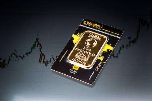 Imagine de stoc gratuită din aur, aurul este bani, bani, bare