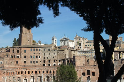 Gratis lagerfoto af arquitectura, ciudad, hovedstad, roma