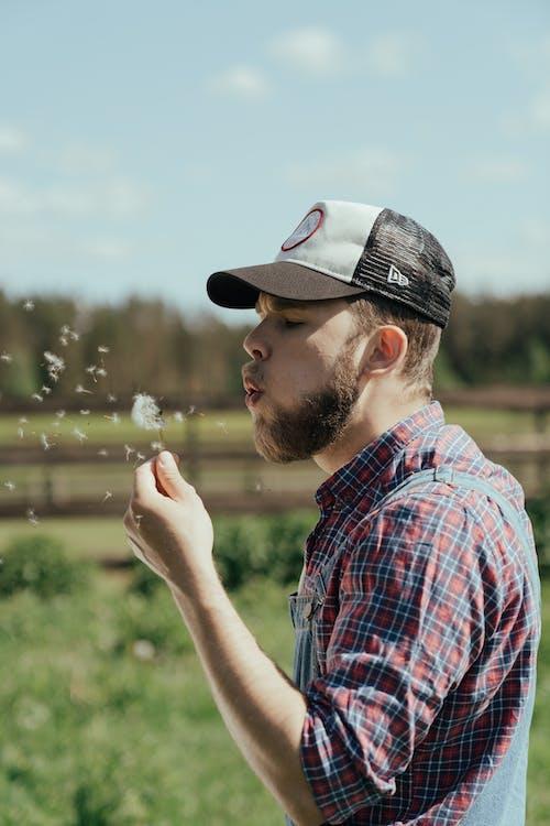 Foto profissional grátis de agricultor, agricultura, aldeia, ao ar livre