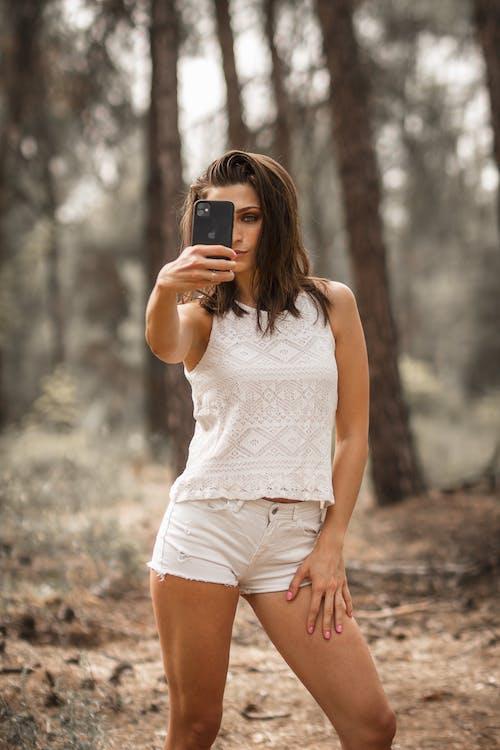 Foto profissional grátis de ao ar livre, atraente, bem-estar
