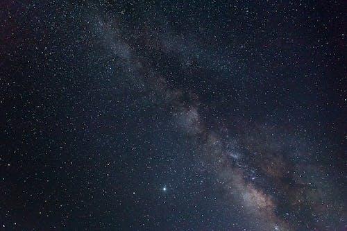 Starry Night Sky during Night Time