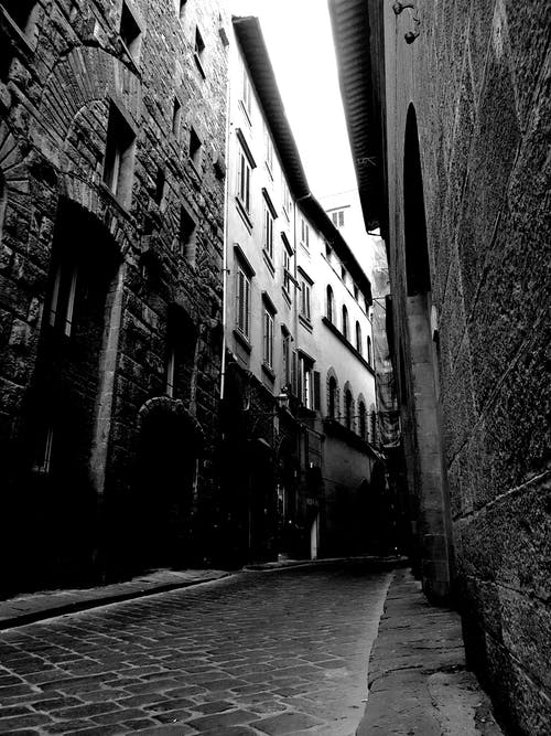 Free stock photo of cobblestones, old street