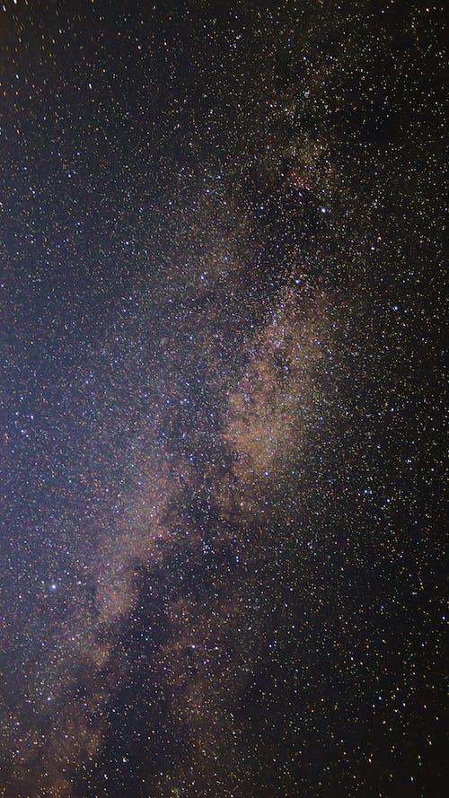 갤럭시, 거대한, 망원경, 먼지의 무료 스톡 사진