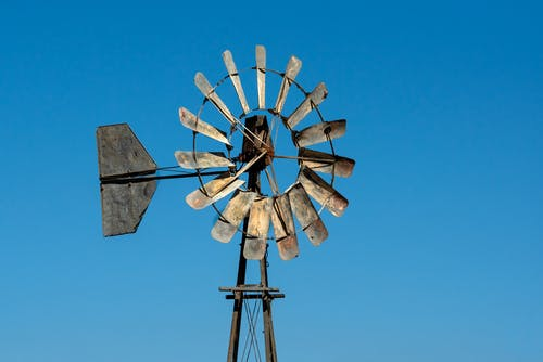 Gratis lagerfoto af vindmølle