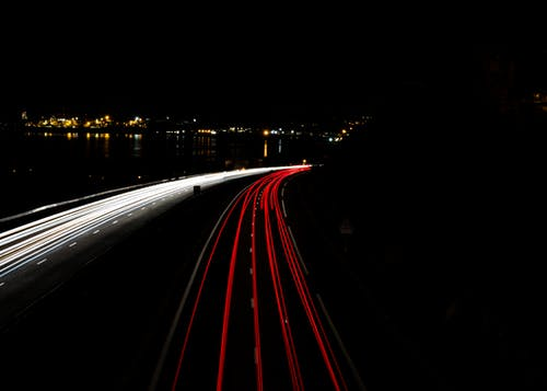 Free stock photo of action, asphalt, blur