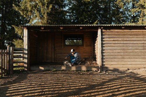 Бесплатное стоковое фото с двор фермы, деревенский, домашнее животное