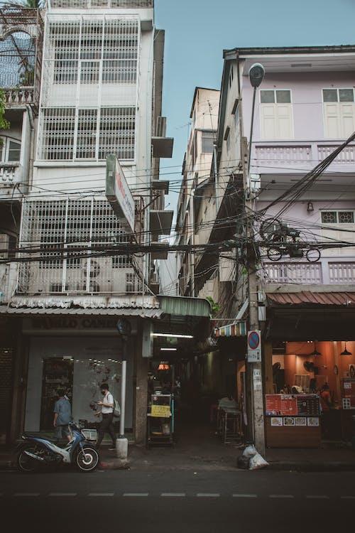 Free stock photo of aviv, center, exterior home