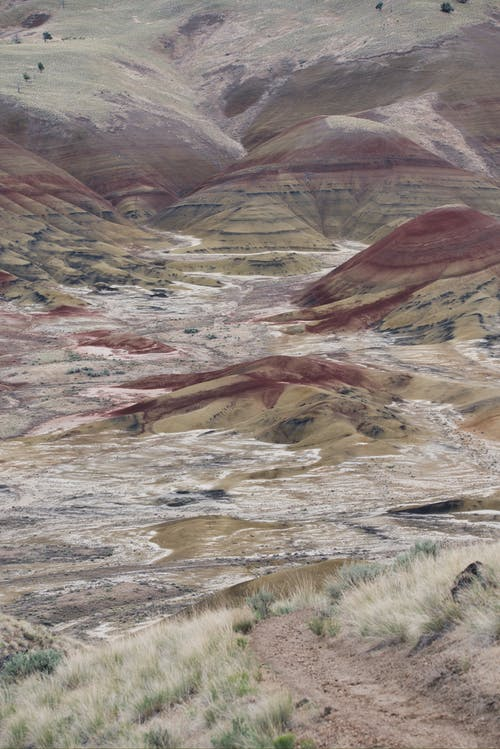 Gratis lagerfoto af bakker, høj ørken, lag, landskab