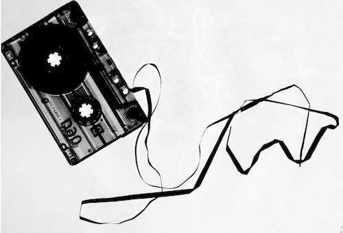 Gratis lagerfoto af band, kasettenspieler, magnetisch, musik-udstyr